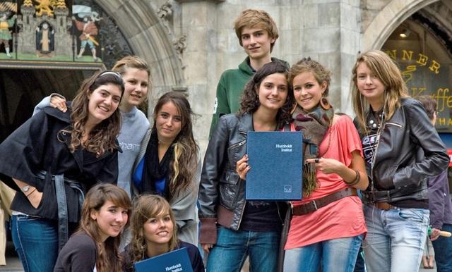 Humboldt với hơn 40 năm kinh nghiệm đào tạo tiếng Đức cho hàng ngàn bạn trẻ
