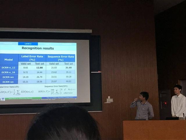 Nghiên cứu sinh Việt vô địch giải trí tuệ nhân tạo các trường ĐH toàn Nhật Bản - 4