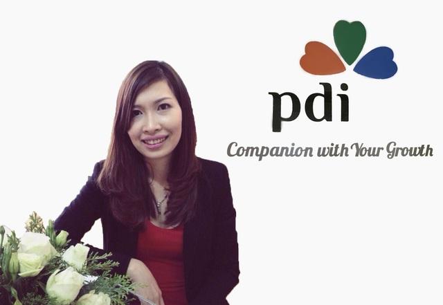 Bà Nguyễn Thu Thuỷ - Giám đốc điều hành Học viện Phát triển Cá nhân PDI.
