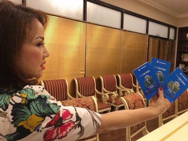 Liên quan đến vụ bốc hơi hơn 245 tỷ đồng tại Eximbank, bà Chu Thị Bình, chủ nhân số tiền này đã tiếp tục lên tiếng.