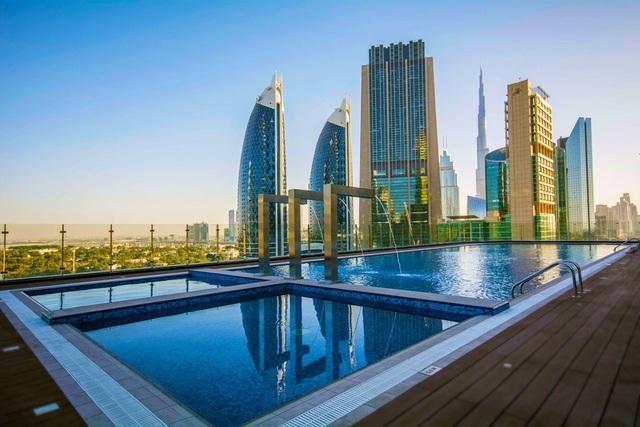 Khách sạn cao nhất thế giới mới được khai trương cách đây không lâu ở Dubai