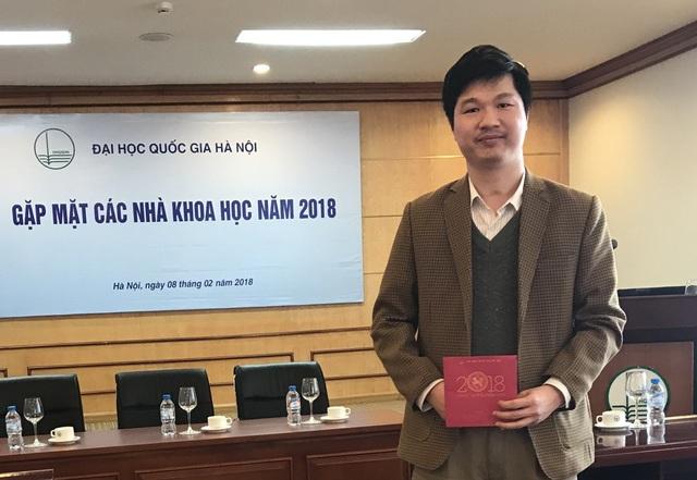TS Lê Hoàng Sơn đã có 43 công bố khoa học, trong đó có 15 bài báo trên các tạp chí ISI thuộc nhóm Q1 trong bảng xếp hạng Scimago - một bảng xếp hạng về công bố khoa học uy tín nhất trên thế giới.