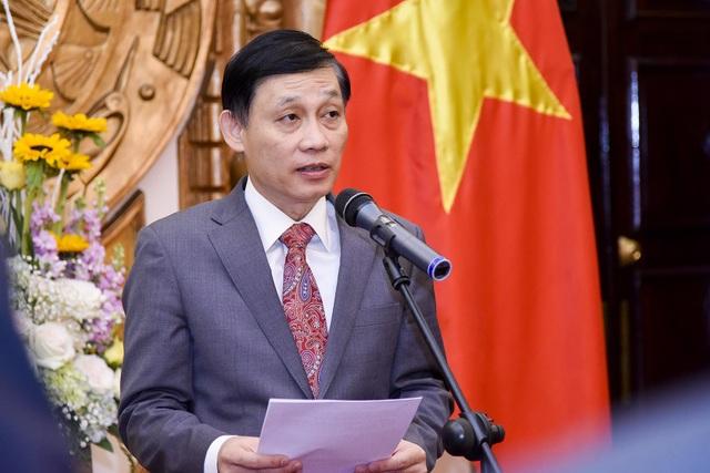 Thứ trưởng Bộ Ngoại giao Việt Nam Lê Hoài Trung