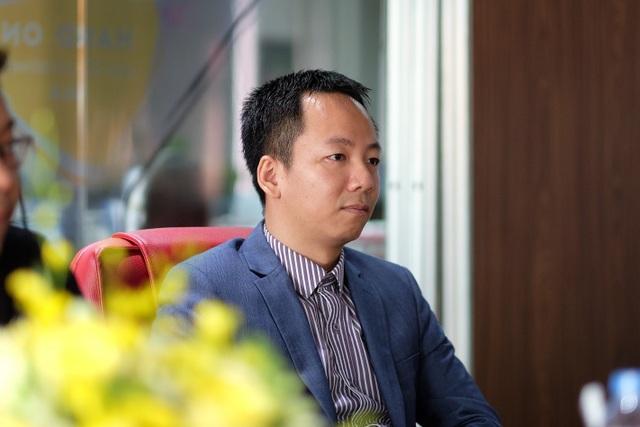 Ông Nguyễn Công Chính, Giám đốc phụ trách Zalo Business