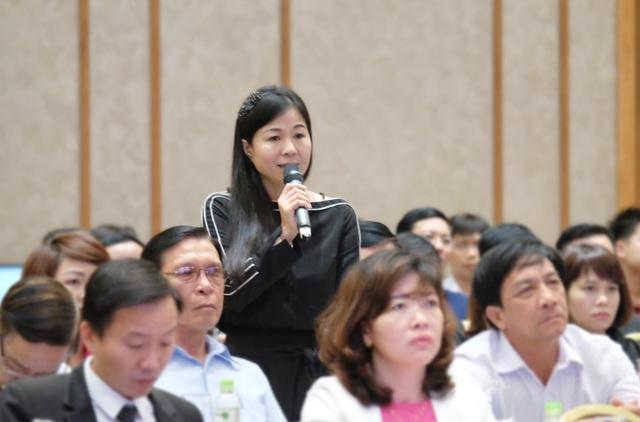 Các doanh nhân có nhiều ý kiến hiến kế chính sách thu hút đầu tư và phát triển kinh tế - xã hội Đà Nẵng