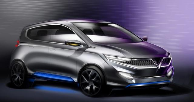 VINFAST sản xuất ô tô điện và ô tô cỡ nhỏ tiêu chuẩn quốc tế - 3