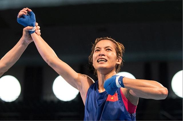 Lê Thị Bằng là nữ vận động viên boxing hàng đầu của Việt Nam