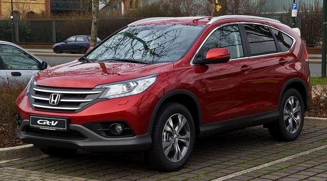 Mẫu crossover Honda CR-V được giảm gần 200 triệu đồng.