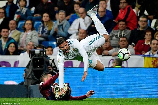 Real Madrid tiếp tục chờ đợi vào phong độ ghi bàn của C.Ronaldo
