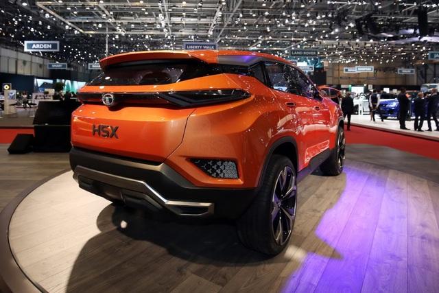 Tata H5X Concept - Phiên bản Ấn Độ của Range Rover - 3