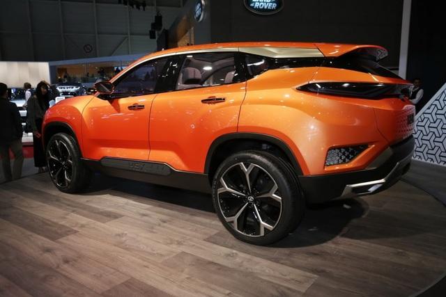 Tata H5X Concept - Phiên bản Ấn Độ của Range Rover - 2