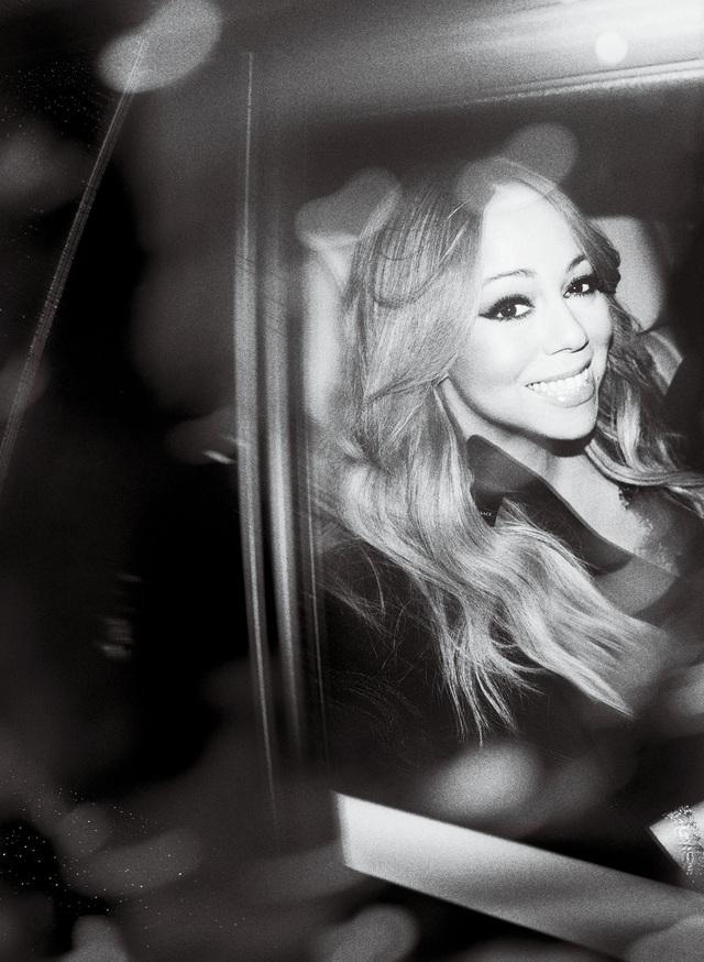 Mariah Carey được cho là rất hài lòng với hình ảnh thon gọn hiện tại