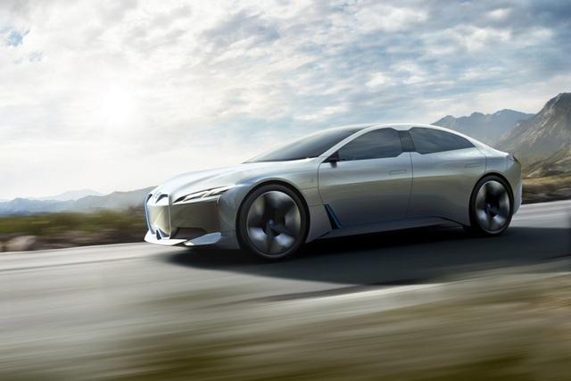 BMW i4 sẽ sớm có mặt trên thị trường - 3
