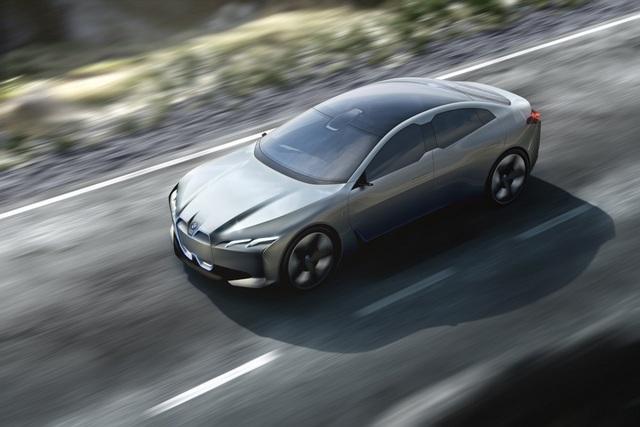 BMW i4 sẽ sớm có mặt trên thị trường - 4