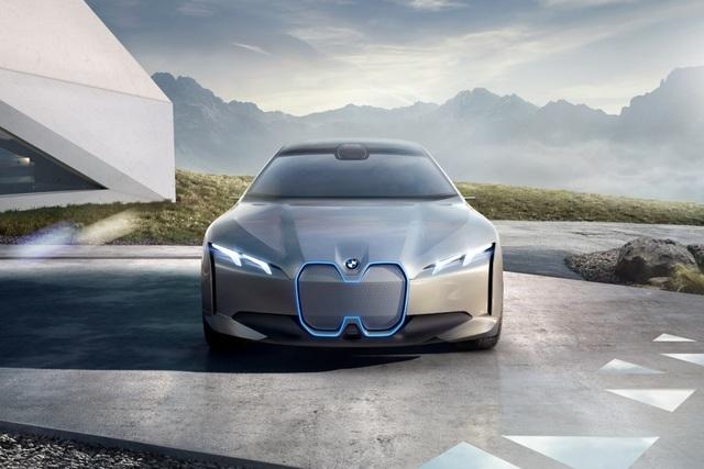 BMW i4 sẽ sớm có mặt trên thị trường - 2