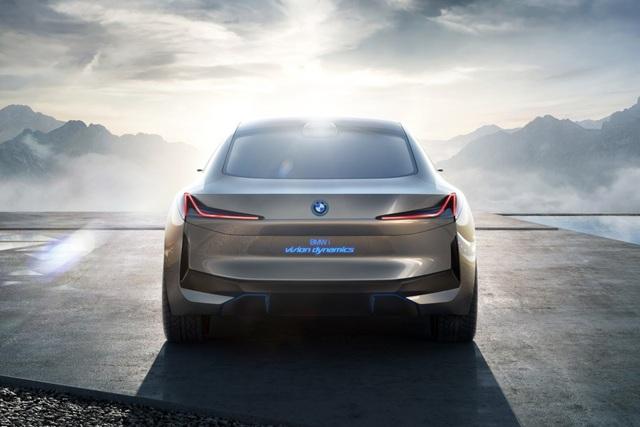 BMW i4 sẽ sớm có mặt trên thị trường - 7