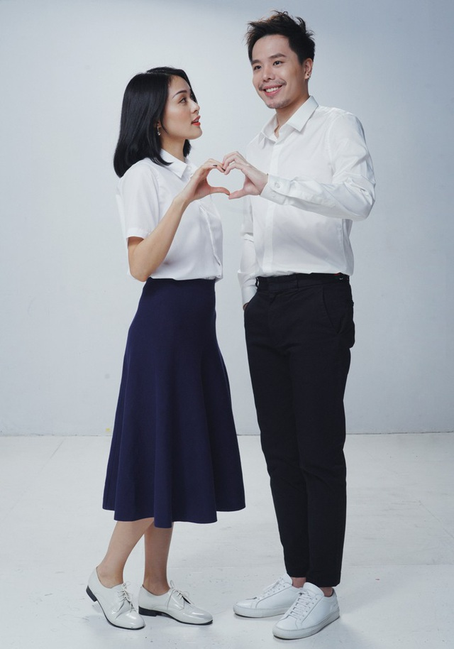 Hạ Vi hài tình cảm bên Trịnh Thăng Bình trong vai diễn mới trở lại với điện ảnh sau 2 năm hầu như không có hoạt động nào mới.