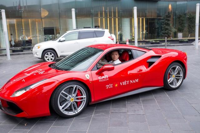 Bật mí chủ nhân siêu xe Lamborghini đắt nhất, nhanh nhất Việt Nam - 1