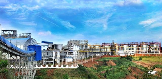Sản xuất, tiêu thụ Alumin của Công ty Nhôm Lâm Đồng đạt hiệu quả tốt trong 6 tháng đầu năm