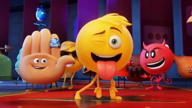 """The Emoji Movie"" (Đội quân cảm xúc - 2017)"