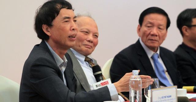 Ông Thành nhận định rằng, năm 2017 nền kinh tế đã tâp được thế trận hay cho tăng trưởng 3 năm sắp tới.
