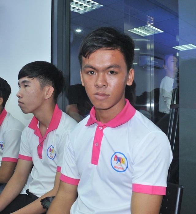 Em Lâm Hữu Toàn tham gia chương trình thực tập sinh cùng 62 ban trẻ khác chuẩn bị đi làm việc ở Nhật Bản.