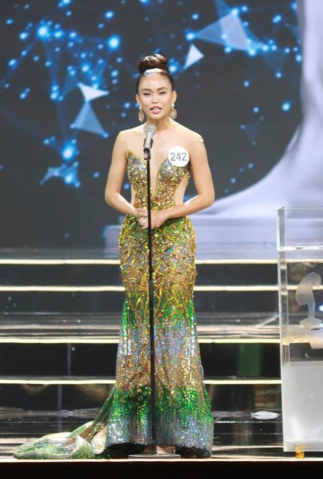 H'Hen Nie đăng quang Hoa hậu Hoàn vũ Việt Nam 2017 - 14