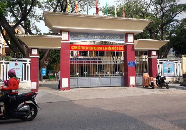 Trường Tiểu học Trần Quốc Tuấn (TP Quy Nhơn, Bình Định).
