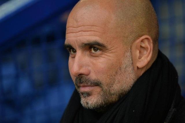Guardiola có chút trầm lắng khi đội bóng của ông thi đấu trên sân Everton. Chiến lược gia người Tây Ban Nha tỏ ra thận trọng trước chuyến làm khách trên sân Goodison Park