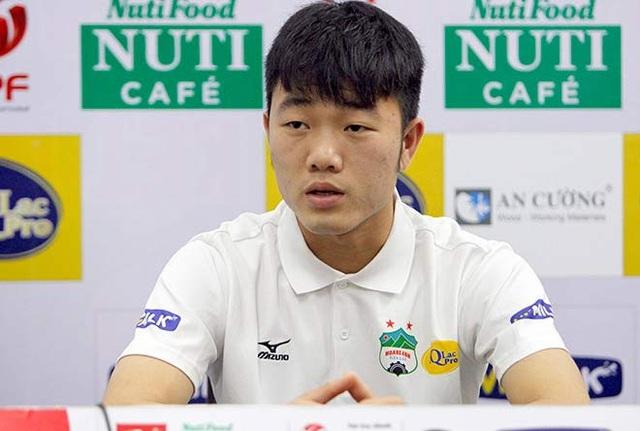 Xuân Trường khẳng định anh đủ thể lực để đá vòng 4 V-League