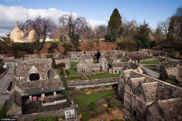 Đây là ngôi làng thiết kế theo kiểu mẫu lâu đời lâu nhất ở Anh