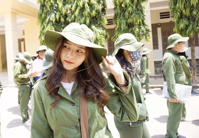 Thêm những hình ảnh khác của Minh Tuyền - hot girl kem chống nắng đang được dân mạng quan tâm