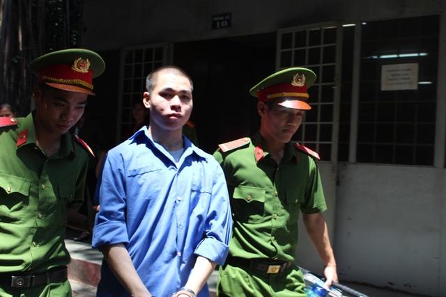 Bị cáo Hải lãnh 12 năm tù.