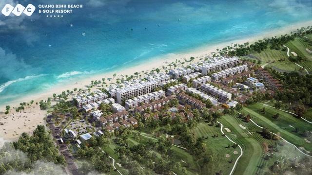 FLC Lux City – The Ocean Village.