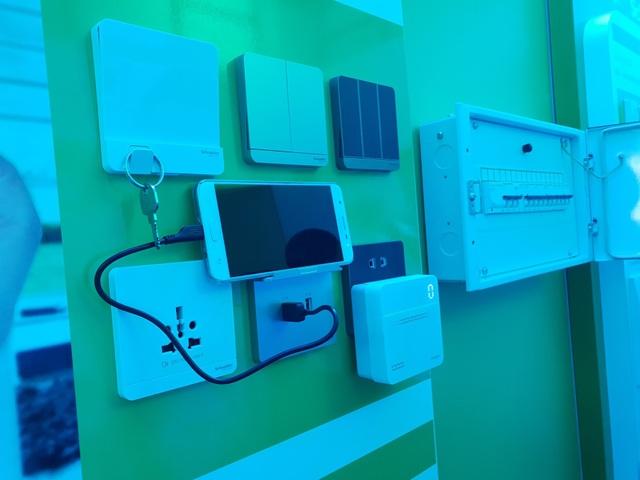 Cẩn trọng trong việc lắp đặt thiết bị điện