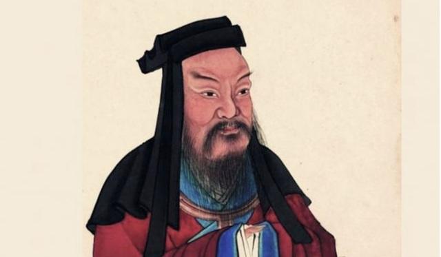 Ảnh phác họa Tào Tháo trong lịch sử Trung Hoa