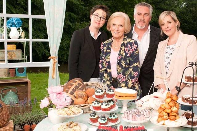 """Cuộc thi làm bánh - """"The Great British Bake Off"""" (truyền hình Anh)"""