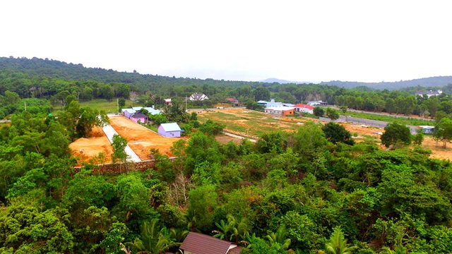 Hàng loạt sai phạm trong việc quản lý đất rừng phòng hộ tại Phú Quốc được Thanh tra tỉnh Kiên Giang phát hiện.