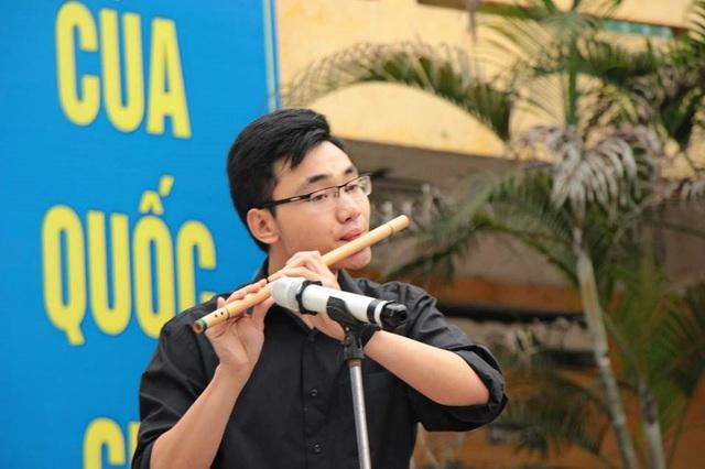 Bùi Minh Thắng là chủ nhân 12 suất học bổng đại học Mỹ mùa tuyển sinh 2018.