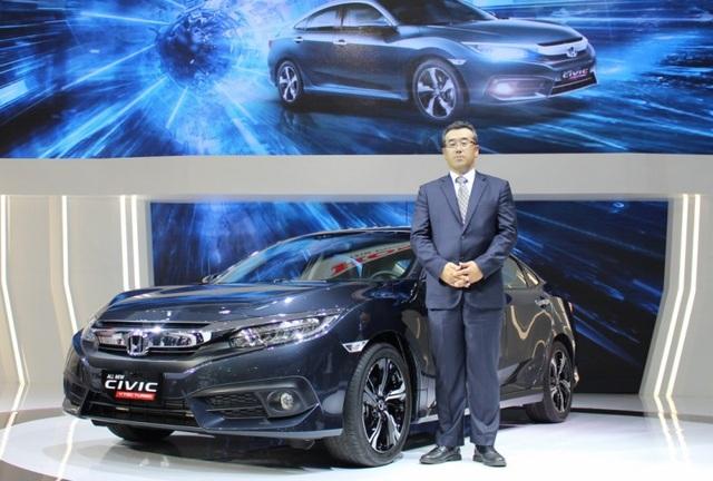 Hưởng nhiều ưu đãi thuế nhiều hơn so với năm trước nhưng Honda Civic hiện nay lại có giá bán cao hơn