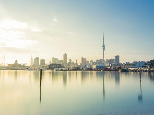 Các thành phố ven biển được yêu thích nhất thế giới - 1