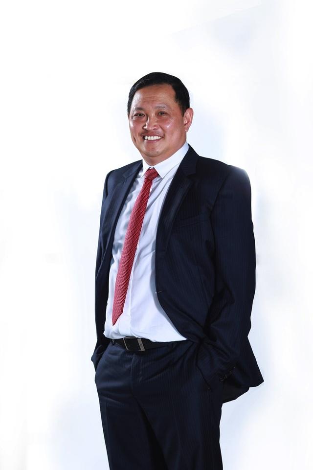 Chủ tịch HĐQT Công ty Cổ phần Phát triển Bất động sản Phát Đạt Nguyễn Văn Đạt.