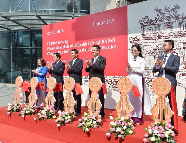 Chubb Life Việt Nam khai trương phòng giao dịch thứ hai tại Hà Nội - 1
