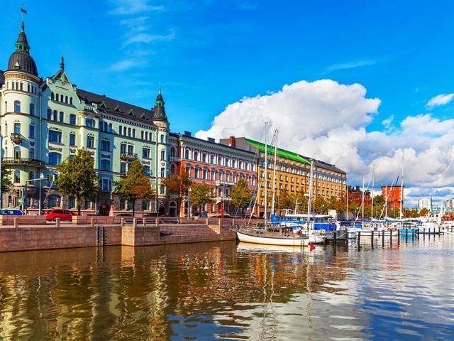 Các thành phố ven biển được yêu thích nhất thế giới - 10