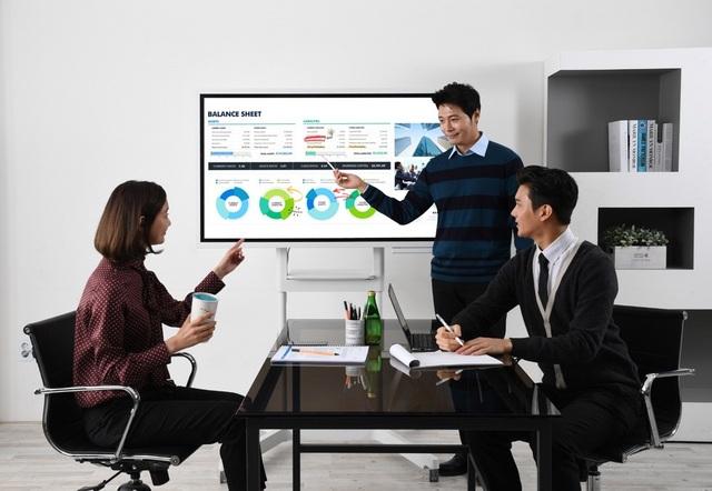 """9 tính năng độc đáo của bảng """"thần kỳ"""" Samsung Flipchart - 4"""