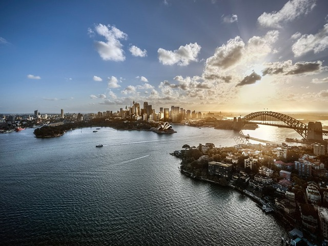Các thành phố ven biển được yêu thích nhất thế giới - 7