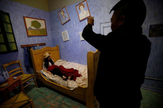 Bảo tàng selfie đầu tiên của thế giới đã chính thức mở cửa đón khách