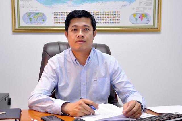 Ông Phạm Đức Thắng - Quyền Vụ trưởng Vụ Tổ chức cán bộ - Bộ Tài chính.