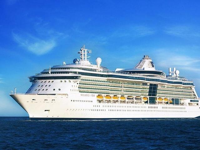 Du khách sẽ tham dự chuyến đi trên du thuyền này