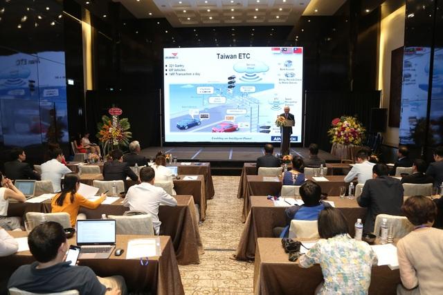 Quang cảnh buổi họp báo ra mắt Công ty Cổ phần Advantech Việt Nam Technology.